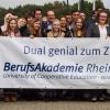 Berufsakademie Rhein-Main startet mit Rekordzahlen ins Wintersemester 2016 – über 115 neue Studierende am 4. Oktober auf dem modernen Campus begrüßt